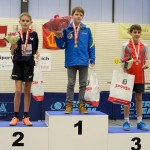 Top 8 2015 - Podium Barish
