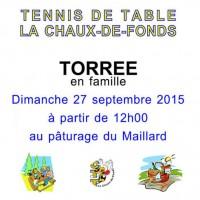 CTT La Chaux-de-Fonds - Torree du club