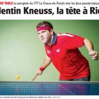 2014.12.04 L'Express – Valentin Kneuss, la tête à Rio