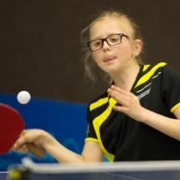 Championnats suisses Jeunesse 2016 - Nina